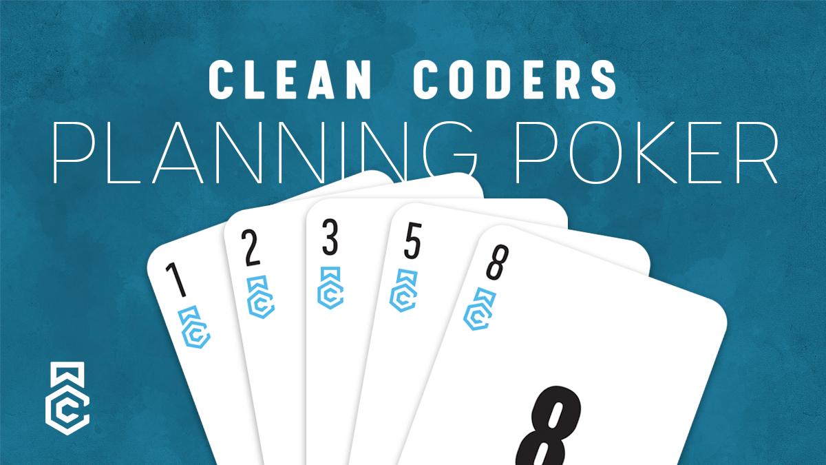 """""""Clean Coders Planning Poker"""""""